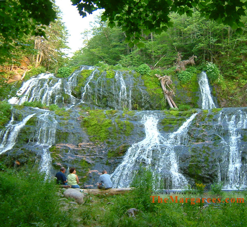 Egypt Falls in the Margaree area